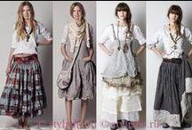 Бохо / Одежда и не только в стиле Бохо