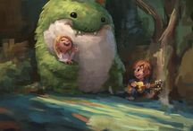 Fictional cuteness