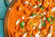 Vegetarian Food / Recipe ideas for vegetarian and vegan meals