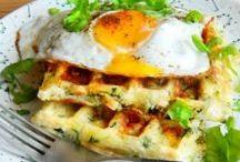 Raňajkové nápady / zdravšie recepty aj na raňajky