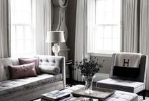 SZARY /GREY/ / Grey interiors