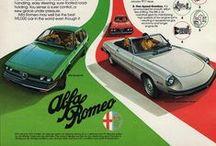 Arte y Publicidad Alfa Romeo