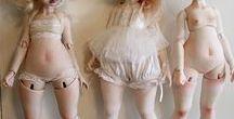 Шарнирные пупсы / Кукла шарнирная ребенок