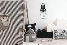 little boy's room / bedroom ideas for young boys, minimalist boy's room, children's room