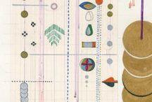 Pattern + textures