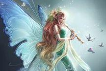 ✿⊱╮L'histoire d'une fée, c'est... / De la poussière de fées, de la magie et hop! Trois petits tours et silence... / by ✿⊱╮Mademoiselle Cubbins ⨺
