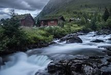 ~Norway~ / Beautiful pictures of places and scenery in Norway