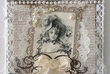 ~VINTAGE Cards~ / Beautiful Vintage Card
