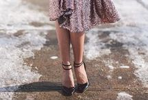 my style / romantic, feminine, gothic, florals, lace, vintage. ♫ blinding - florence and the machine ♫ / by Natasha