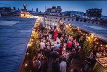 Terraza del Hotel Pulitzer / El Hotel Pulitzer Barcelona ofrece un año más su temporada VISIT UP con la mejor música en directo y sesiones de dj durante diferentes tardes y noches de la semana, de mayo a septiembre. Además todo ello estará acompañado de una selecta carta de cócteles de autor, incluyendo una extensa y singular variedad de G&T y Vodka Tonic, que maridarán con la música indie, jazz y funk.