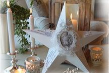 ~White Christmas~ / White christmas - decor - indoor and outdoor.