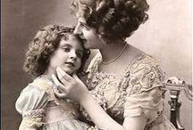 ~Vintage Photos~ / Beautiful vintage photos for paper crafting etc.