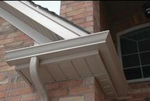 Soffit, Fascia and Eavestrough