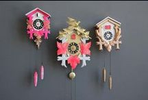 cuckoo! / A collection of cuckoo clocks