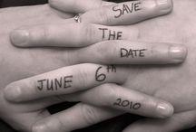 Save The Date / Idées pour réaliser votre Save The Date