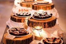 Desserts de mariage / Idées de desserts de mariage, pour tous les gourmands !