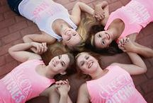 Bachelorette Party Ideas! / Everything you need to make your bachelorette party a blast! Bachelorette party shirts, invitations, favor ideas, gifts for the bride to be and the bridal party, bachelorette party games etc!