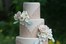 Have Your Cake & Eat It Too / wedding cake inspiration and ideas