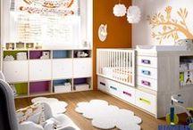 CUNAS / Colección de cunas y cunas convertibles de RIMOBEL, alegres, seguras y resistentes. Un diseño original y práctico para que los bebés disfruten de su habitación infantil desde el primer día.
