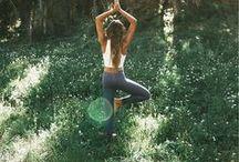 mostly yoga & meditation
