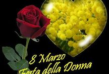 Festa della donna / by Maryam Greece