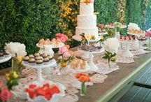 Wedding Desserts / Smores, candy bars, donut bars, and a lot more for your wedding dessert dreams!