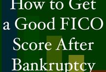"""Life After Bankruptcy / These tips for """"life after bankruptcy"""" should help you avoid future debt problems and regain your credit rating."""