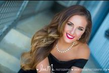 Picture Perfect Makeup / Makeup inspiration for senior photoshoots, homecoming, prom, and beyond!