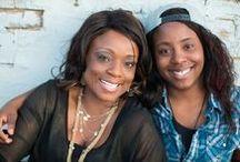 "Love Dares + DIYs / ""Date"" ideas for moms + their high school seniors!"