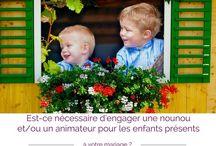 Activités enfants mariage / Idées activités enfants mariage