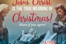 Χριστούγεννα/Christmas & New Year / True meaning of Christmas: Birth of Christ!