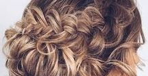 Hair Inspiration / Beautiful hairstyles for all your special occasions!