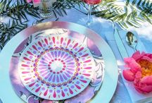 Outdoor weddings / Plan your beautiful outdoor wedding with these beautiful plates and platters. plateshoppe.com