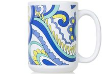 Coffee Mugs / Enjoy your favorite cup of Joe with these colorful 15oz Ceramic mugs. plateshoppe.com
