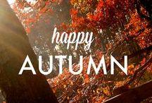 Autumn / by Cathryn Davis