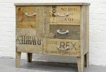 Furniture Ideas / by Lauren Vereen