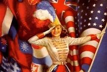 Patriotic Illustrations / by Cathryn Davis