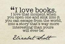 Books Make Me Happy / by Monica Jacob