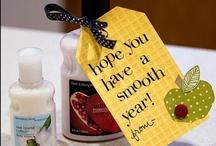 Gift Ideas for Teacher / Not because I'm a teacher - but for my boys' teachers...ha!