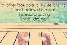 Favorite quotes / by Paula Davis