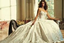 I LOVE wedding dresses / by Paula Davis