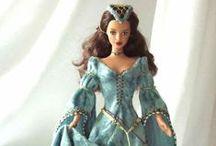 i'ma Barbie girl! / by Paula Davis