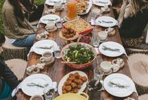 gatherings / inspiration for your next gathering