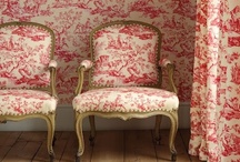 Ticking & Toile / by Cathryn Davis