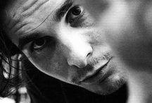 Not Just A Pretty Face... But A Pretty Face Nonetheless / Christian Bale / by Tabatha Freivald