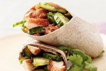 Food-Wraps and Sandwiches
