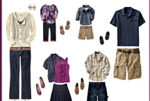 What to Wear Guides / A board of clothing and color palette ideas collected from Pinterest and from my own clients. A great starting place if you are looking for some inspiration for your next photo session with Kira Derryberry Photography