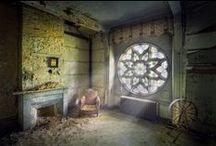 Abandoned Beauty / by Paula Davis