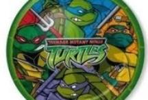 Teenage Mutant Ninja Turtles Birthday Party Ideas, Decorations, and Supplies