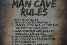 Man Cave!! / by Bill Beecher
